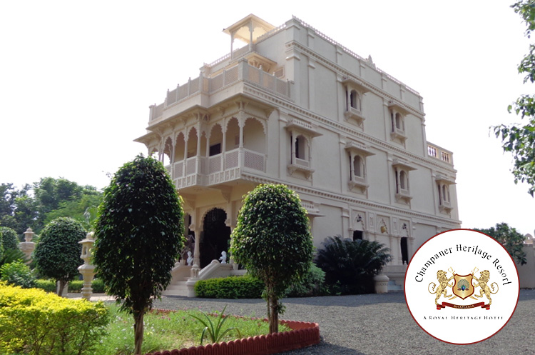 Perfect-for-Weekend-Getaways-Champaner-Heritage-Resort