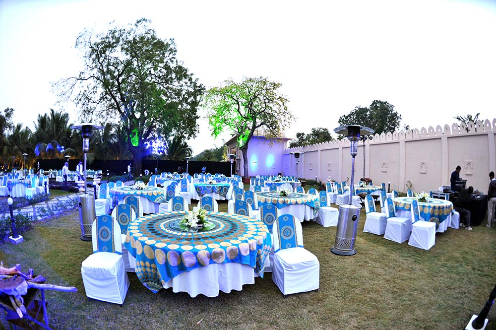 Royal-Wedding Venue Near Champaner Vadodara