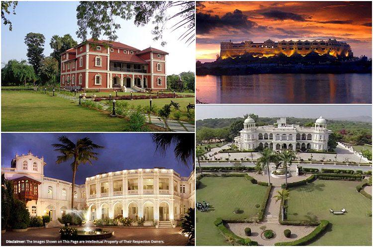 Live Like A Royal In These Grand Heritage Resorts In Gujarat