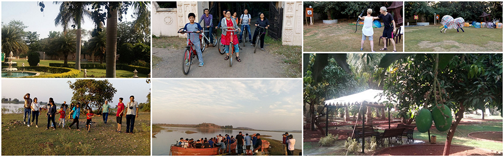 Champaner Heritage Resort - Activities and Get-together