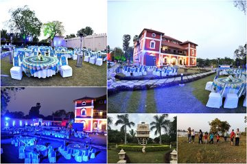 Perfect Destination for Organizing Corporate Events and Get-Togethers-Champaner Heritage Resort