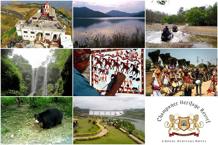 Awesome Places to Visit and Things to do at Champaner Near Vadodara